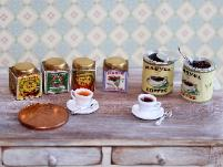 dollhouse miniatures food photos