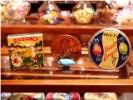 dollhouse miniatures food vintage tins
